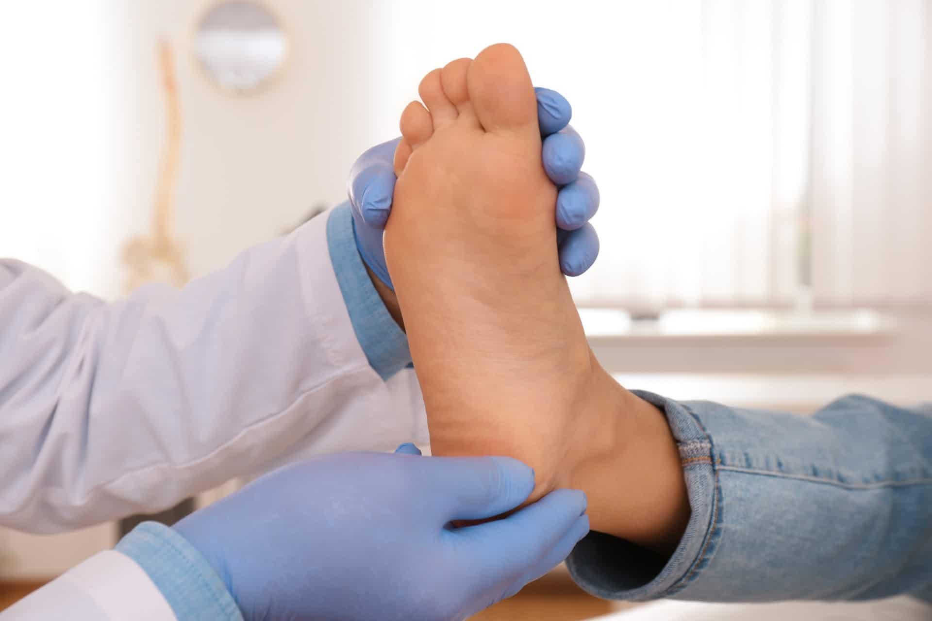Diabetic Foot Ulcer 1