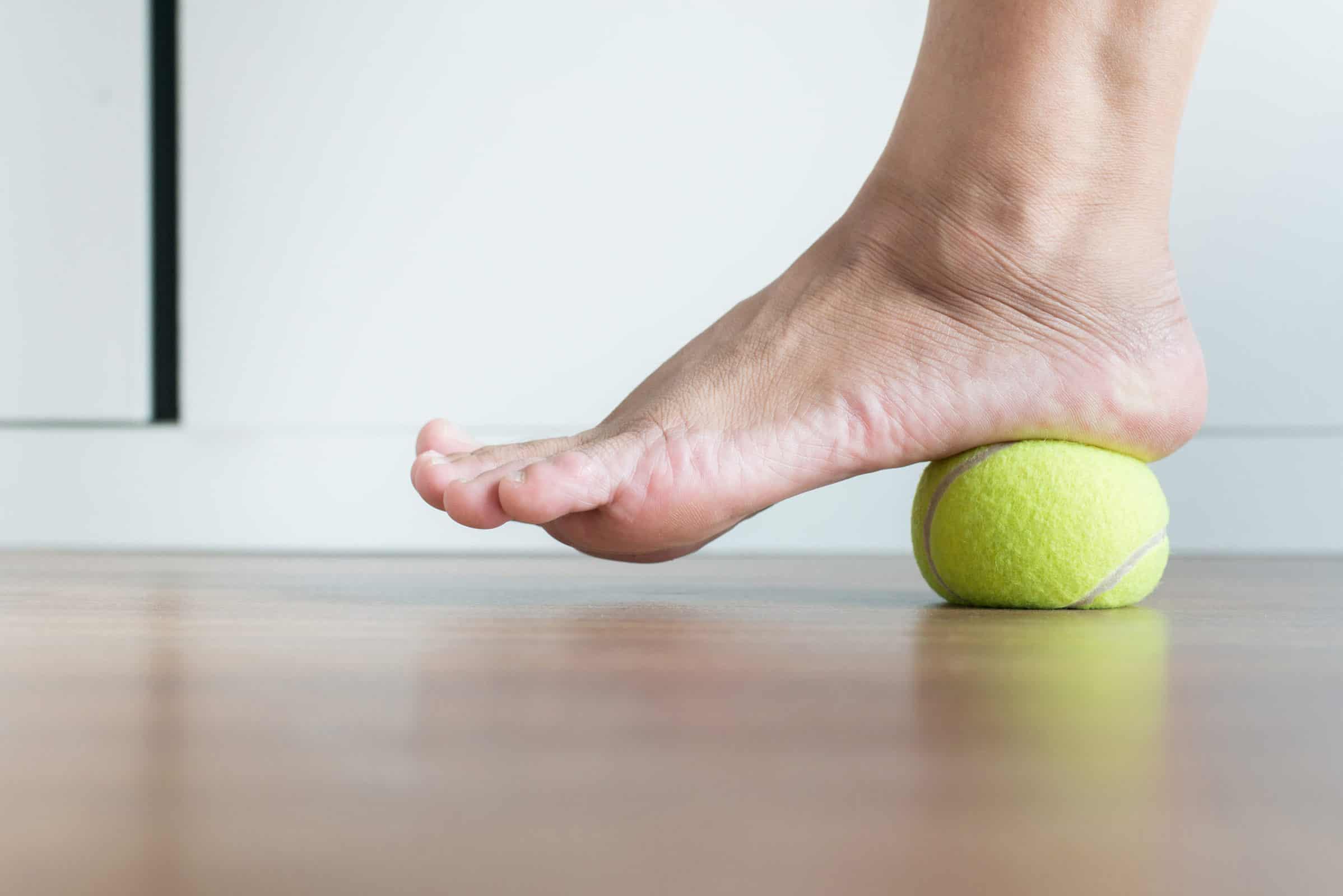 relieve heel pain
